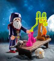 Playmobil : Alchemist with Potions - Playmobil 9096