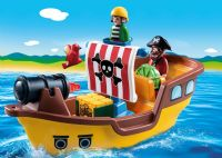 Playmobil : Pirate Ship - Playmobil 9118
