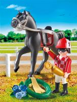 Playmobil : Jockey - Playmobil 9261