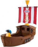 Little Tikes : Pirate Ship Toddler Bed - Little Tikes 625954 Børneseng