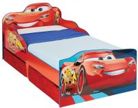 Disney Cars : Disney Cars Toddler Bed with underbed storage by HelloHome - Disney Cars Børnemøbler 663561